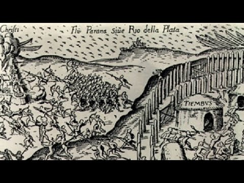 Sancti Spíritu, primera ciudad de la actual Argentina (1527), documental