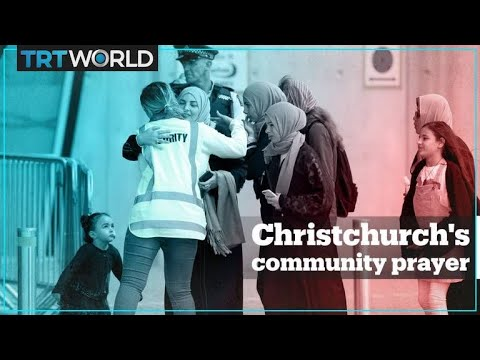 Christchurch remembers mosque attacks with community prayers