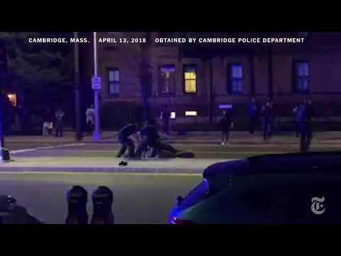 Black Harvard Student Is Punched by the Police During Arrest
