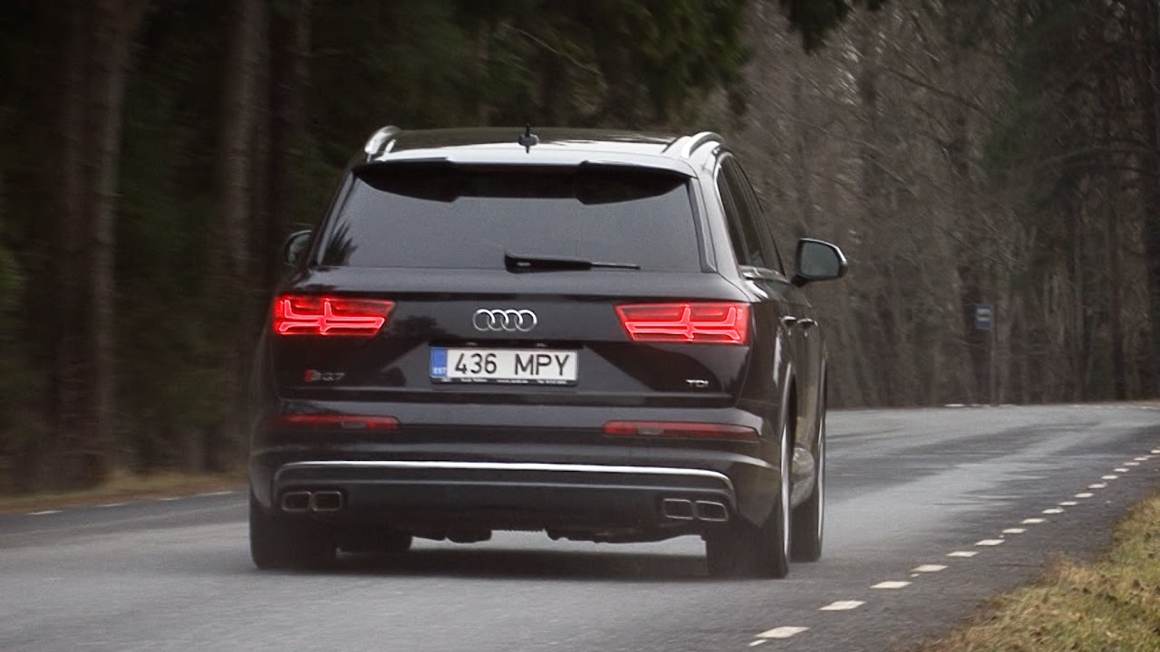 Audi audi sq7 tdi : Audi SQ7 TDI - Motors24.ee proovisõit - YouTube