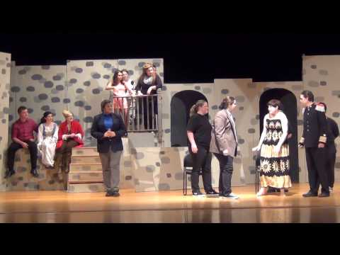 2015 Boone High School Spring Play I Hate Shakespeare