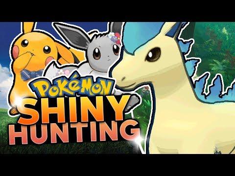 LIVE SHINY PONYTA HUNTING! Pokemon Let's Go Pikachu & Let's Go Eevee Shiny Hunting