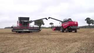 Tractors and combines dancing - Show - Vision of the Future