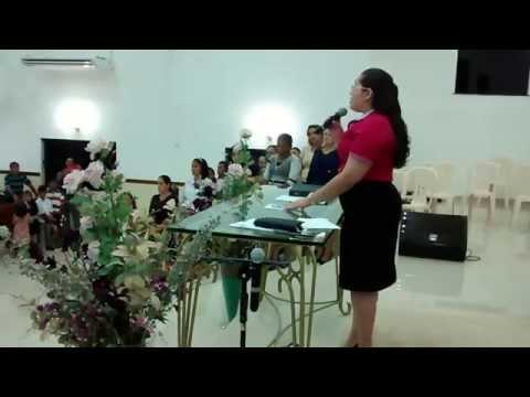 Assembleia de Deus - Coral UMADMAR - (16/02/2015)