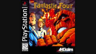Fantastic Four (PSX) Original Soundtrack - 16 - Funky Guru