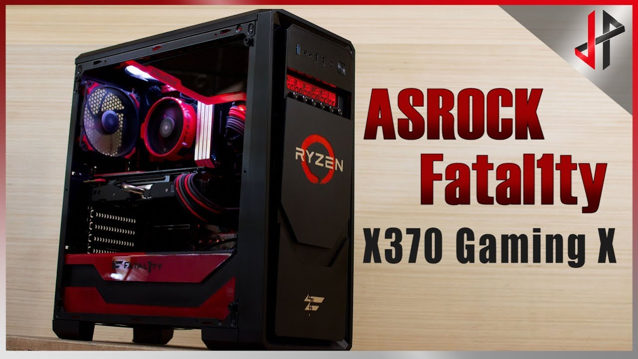 ASROCK FATAL1TY X370 GAMING X WINDOWS 7 X64 DRIVER