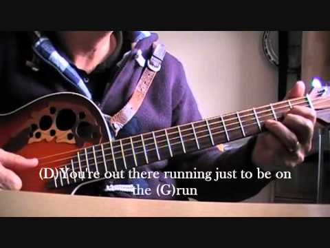 The Speed of the Sound of Loneliness - John Prine cover with chords and lyrics