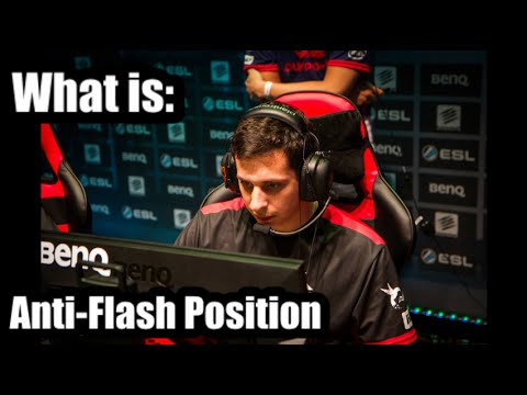 What is: Anti-flash Position