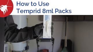 How to Use Temprid 8ml Packs