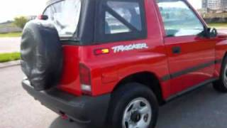 1998 Chevrolet Tracker Gallatin TN