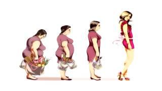 Как быстро и легко похудеть за 2 шага!