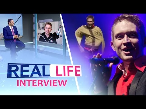 Christian Communicator spreading God´s message to Secular Audience – Tom Elliot - Full Interview