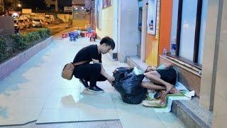 NTN - Giúp Đỡ Người Vô Gia Cư Việt Nam - Cook for the homeless