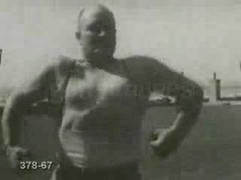 Frank 'Cannonball' Richards