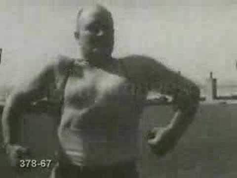 Frank 'Cannonball' Richards