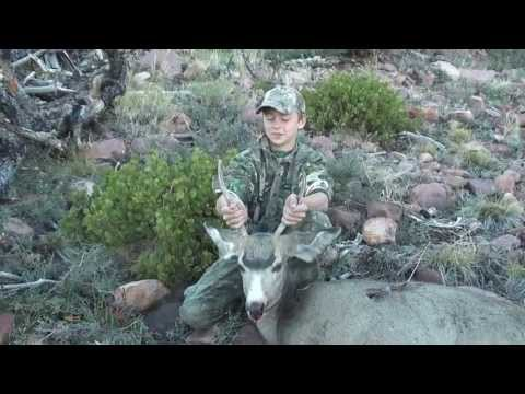 Utah Muzzleloader Hunt  Bradley King
