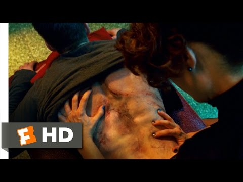 Push (2/11) Movie CLIP - The Stitch (2009) HD