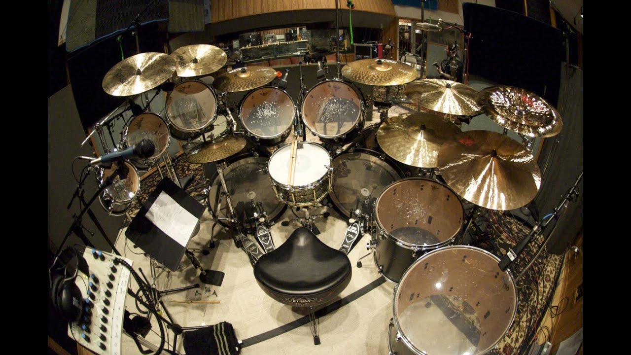NEW Monster Drum Kit Tour And Sound Demo! - Vincent ...