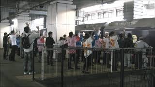 JR両毛線 2019/06/30 ぐんま×とちぎまんぷくグルメ列車
