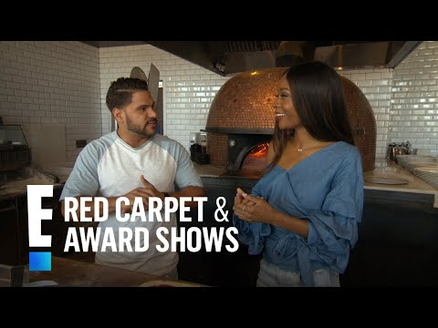 Ronnie Magro-Ortiz Talks Dating Malika Haqq | E! Live from the Red Carpet