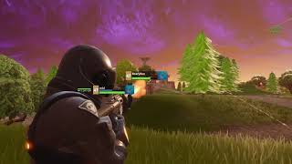 Craziest Quick Scope of my Life - Fortnite Battle Royale