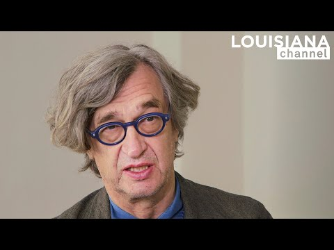 Wim Wenders: Advice to the Young