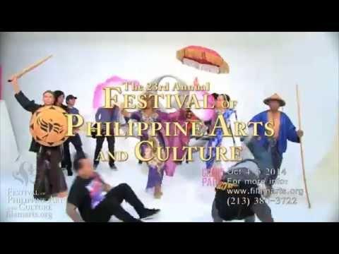 Festival of Philippines Arts & Culture 2014