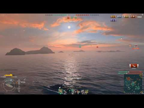 World of Warships: Kiev, Baby Keep Cool, 4 Kills 2997 Base XP