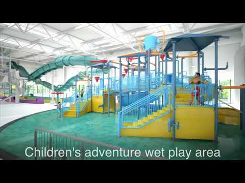 Transforming Leisure: Andersonstown: Virtual Fly-through Video