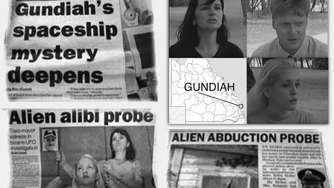 Resultado de imagen para gundiah mackay alien abduction