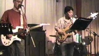 2011.10.23 練馬ビーボーン やかましおっさん(Dr志賀先輩Ba塚平先輩Gワタクソ)