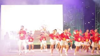 Đến với con người Việt Nam tôi - Kỳ Phương - HKP Kids - HKP Singers (Công ty HKP)