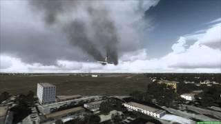 Crash Landing Baku Azerbaijan 737-800