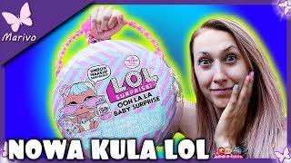 !!!NOWOŚĆ 2019!!! DUUUUZA LALKA LOL OOH LA LA SURPRISE !!! - Unboxing z laleczkami LOL po polsku