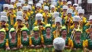 Banda 29 Tanay, Rizal - Tanay Town Fiesta 2011 Band Drill Competition (1)