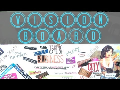 vision board party 2015 youtube - Vision Board Party Invitation