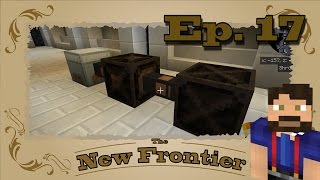 TechReborn.. Maybe? | New Frontier | Ep. 17