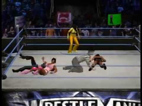 Ultra CAW Wrestling WRESTLEMAINA 2010: 4-Way Battl...