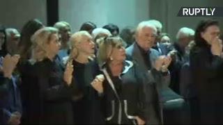 Прощание с народным артистом СССР Иосифом Кобзоном