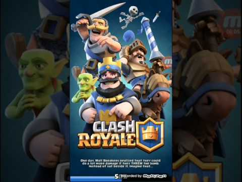 Clash royal #1 miti