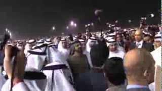 Godolphin's winning moments at Dubai World Cup 2012