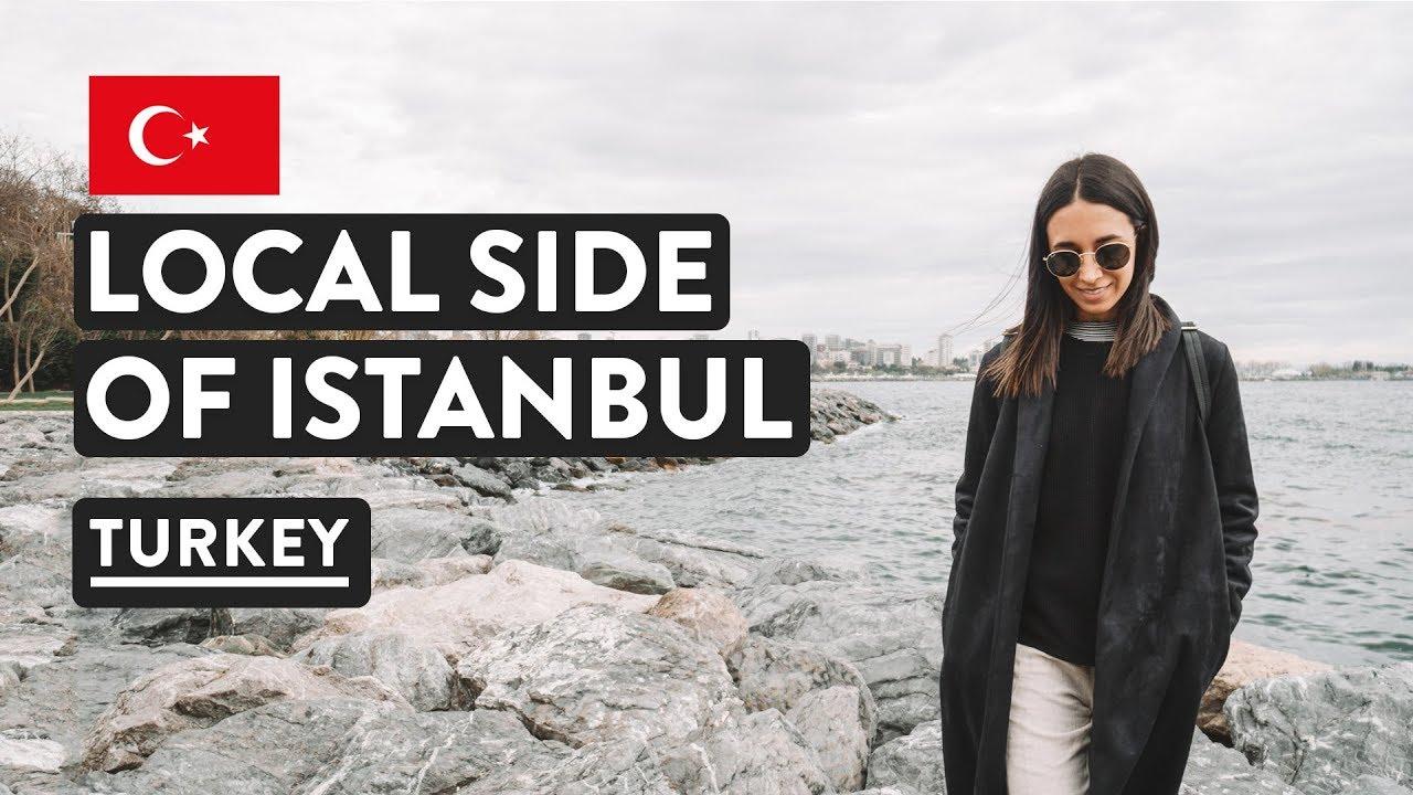 NOT THE ISTANBUL YOU EXPECT! | Moda & Kadikoy Asian Side | Turkey Travel Vlog