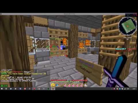 [ViperHCF] | Trapping guy while hacking and this occurs...