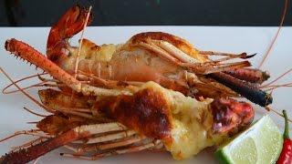 КРЕВЕТКИ с СЫРОМ 💢 Вкусный и Простой рецепт КРЕВЕТОК - Baked Shrimp with Garlic and Cheese