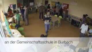 BeFit und der Markt der Möglichkeiten an der Gemeinschaftsschule in Burbach