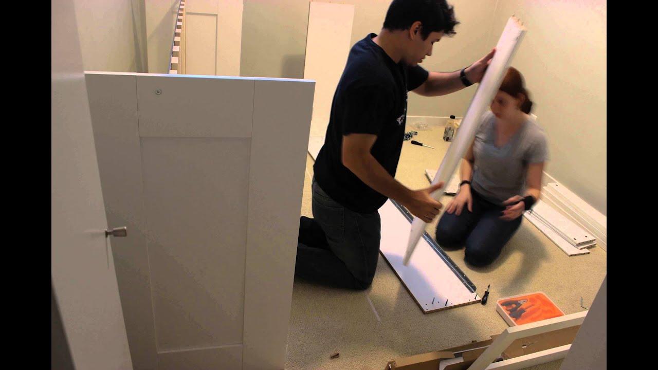 Ikea Brimnes Bed