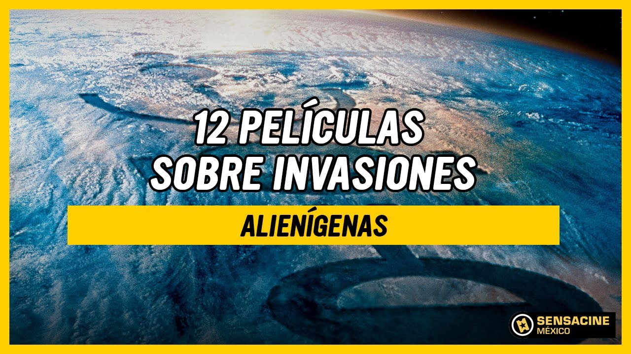 12 películas sobre invasiones alienígenas