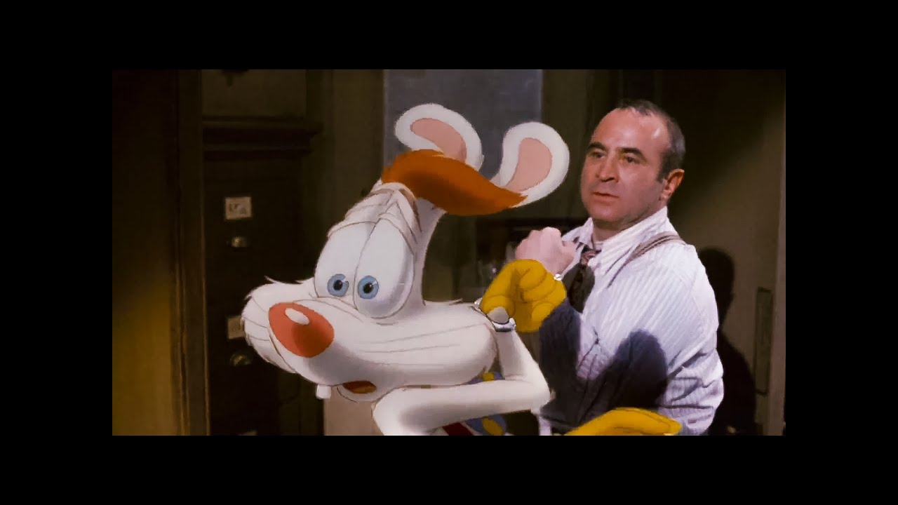 Who Framed Roger Rabbit - Trailer (HD) (1988) - YouTube