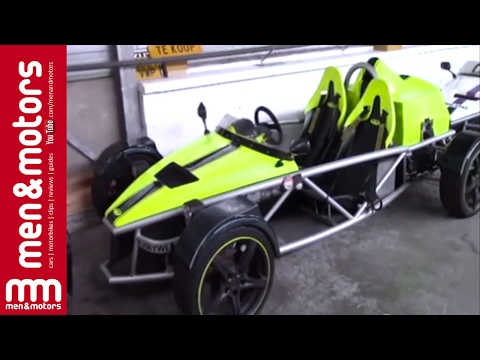 Kit Car Collections 2017 with Neil Winnington - Part 1 - YouTube