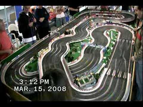3-15-08 Heat 19 Ninco Classics 50s60s Le Mans